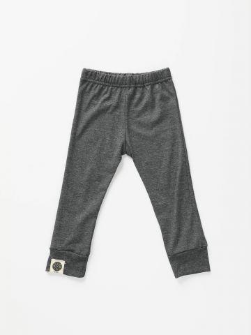 מכנסיים ארוכים עם גומי/ בייבי בנים של KID A