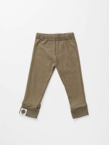 מכנסיי סקיני ארוכים עם גומי/ בייבי בנים של KID A