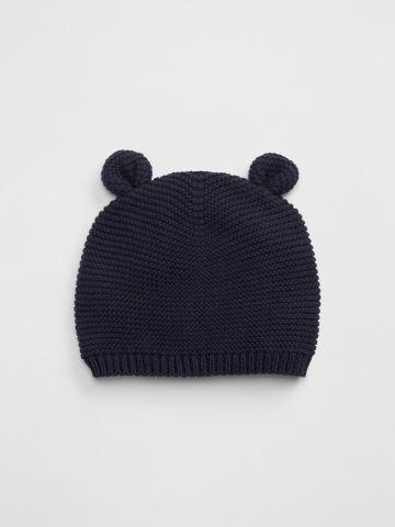 כובע סרוג עם אוזניים / בייבי בנות של GAP