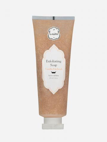 סבון פילינג Vanilla Patchouli של LALINE