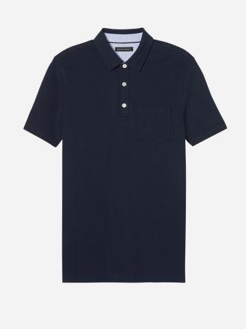 חולצת פולו עם כיס / גברים של BANANA REPUBLIC