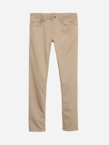 מכנסי סקיני ארוכים / גברים של BANANA REPUBLIC