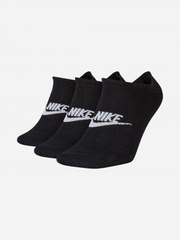 מארז 3 זוגות גרביים נמוכים / גברים של NIKE