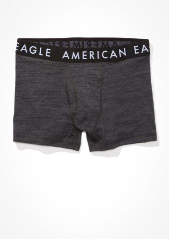 תחתוני בוקסר ג'רסי לוגו / גברים של AMERICAN EAGLE