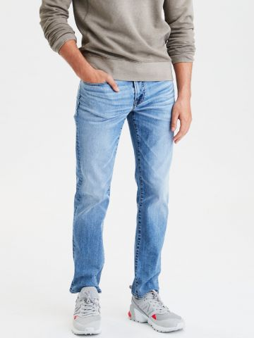 ג'ינס בגזרה ישרה / גברים של AMERICAN EAGLE