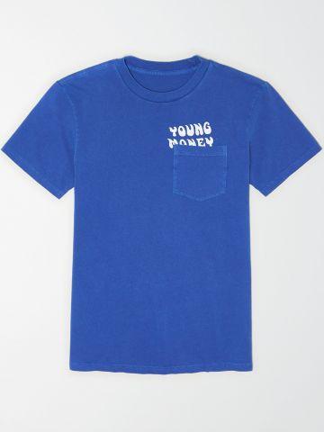 טי שירט לוגו Young Money / גברים של AMERICAN EAGLE