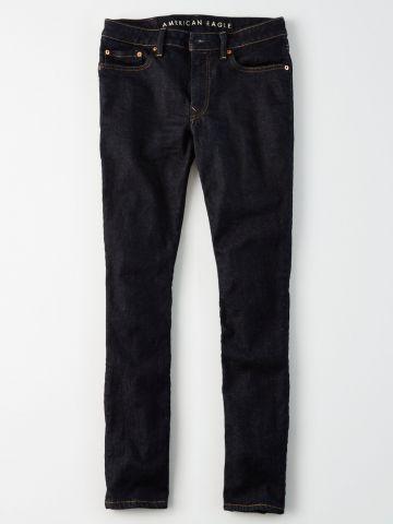 ג'ינס סלים בשטיפה כהה / גברים של AMERICAN EAGLE