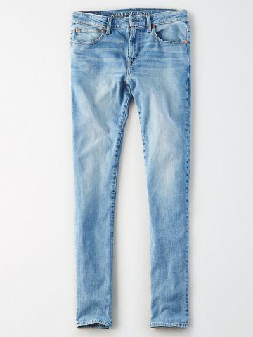 ג'ינס סקיני בשטיפה בהירה Skinny / גברים של AMERICAN EAGLE