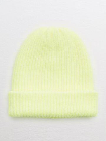 כובע גרב ריב ניאון / נשים של AERIE