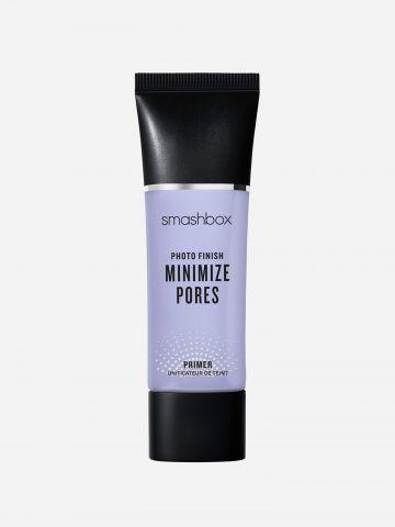 פריימר המפחית מראה נקבוביות בגודל מיוחד 12 מ״ל Photo Finish Minimize Pores Primer 12Ml של SMASHBOX