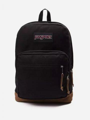תיק גב זמש Right Pack של JANSPORT