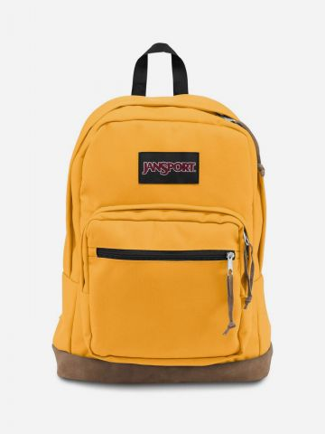 תיק גב זמש Right Pack של JANSPORT
