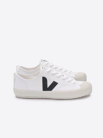 נעלי סניקרס Nova Canvas עם לוגו / גברים של VEJA