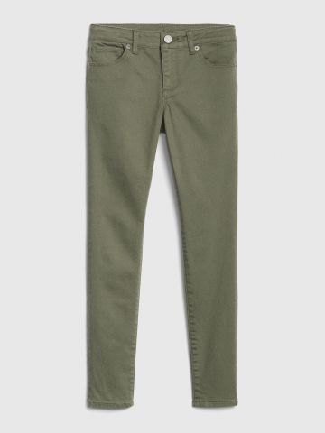ג'ינס סקיני ארוך / בנות של GAP