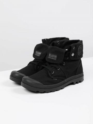 נעלי קנבס גבוהות Baggy של PALLADIUM