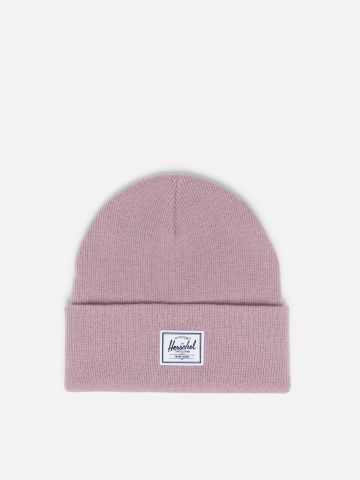 כובע גרב עם פאץ' לוגו של HERSCHEL