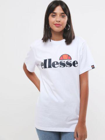 טי שירט עם הדפס לוגו של ELLESSE