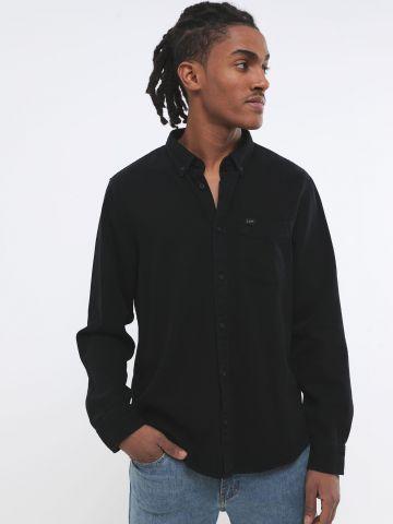 חולצה מכופתרת עם כיס של LEE
