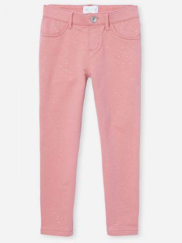ג'ינס סקיני באפקט מנצנץ / בנות של THE CHILDREN'S PLACE