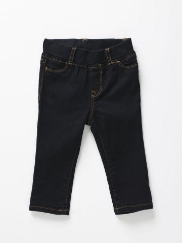 ג'ינס ארוך בשטיפה כהה / 12M-5Y של GAP