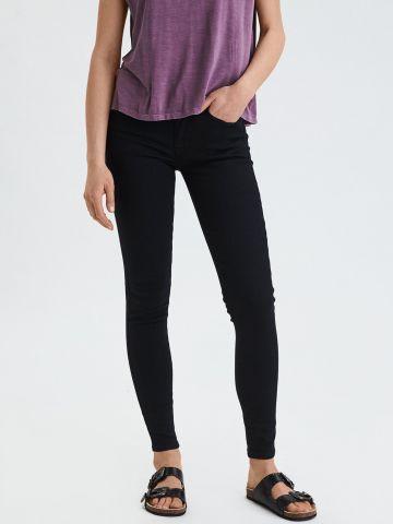 ג'ינס סקיני ארוך Low Rise Jegging של AMERICAN EAGLE