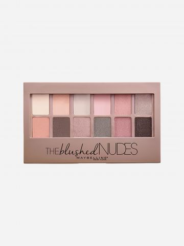 Eye Shadow Palette Blushed Nud של MAYBELLINE