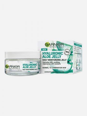 ג'ל לחות אלוורה Skin natural Hyaluronic Aloe Jelly של GARNIER
