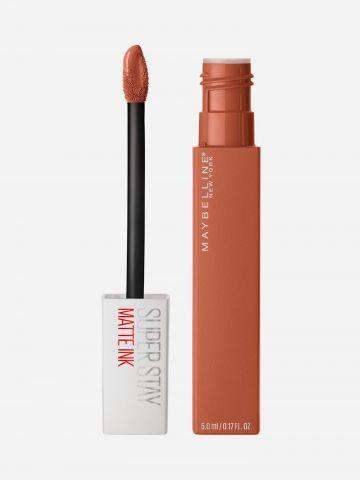 שפתון מאט Fighter 75 / SuperStay Matte Ink Liquid Lipstick של MAYBELLINE