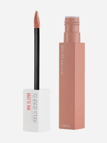 שפתון מאט Driver 55 / SuperStay Matte Ink Liquid Lipstick של MAYBELLINE