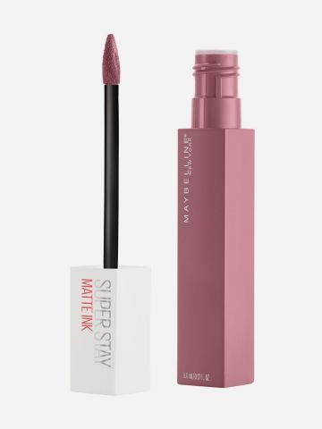 שפתון מאט Darkest Plum 95 / SuperStay Matte Ink Liquid Lipstick של MAYBELLINE