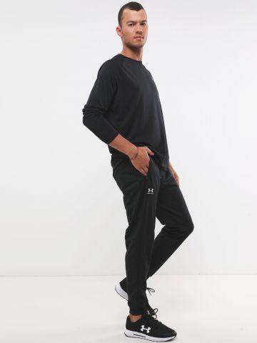 מכנסי טראק עם לוגו של UNDER ARMOUR