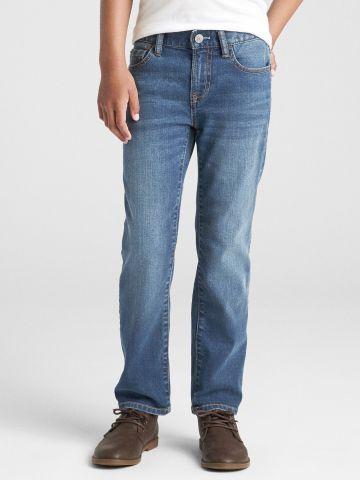 ג'ינס בשטיפה בהירה / בנים של GAP