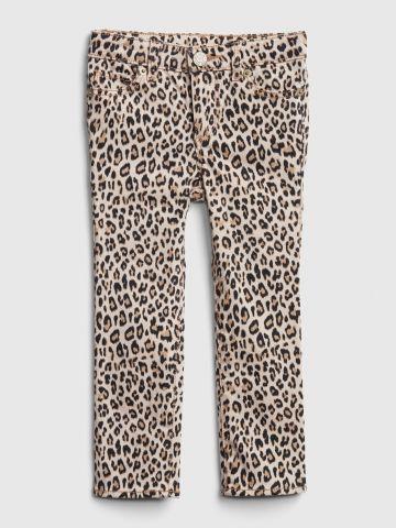 ג'ינס סקיני בהדפס מנומר / 12M-5Y של GAP
