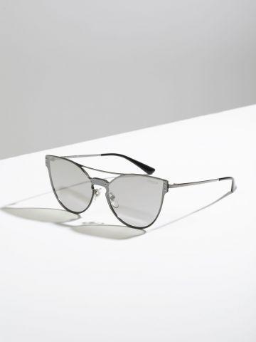 משקפים שמש עם גשר כפול Light&Shine של vogue eyewear