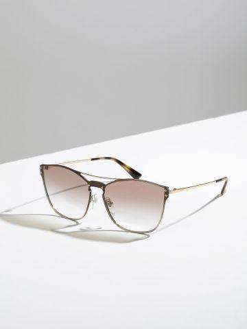 משקפי שמש עם עדשות אומברה של vogue eyewear