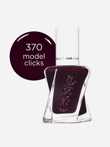 לק דמוי ג'ל / Model Clicks של ESSIE