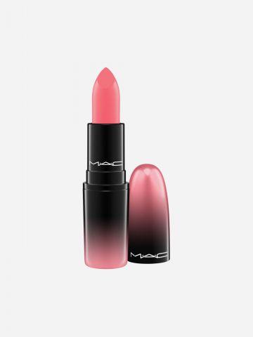 שפתון Love Me Lipstick של MAC