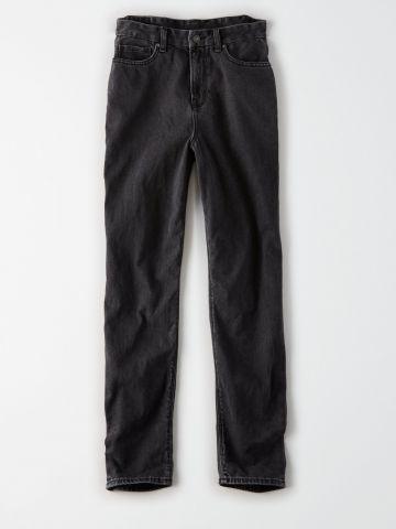 ג'ינס בגזרת Curvy Mom / נשים של AMERICAN EAGLE