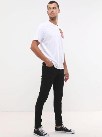 ג'ינס סקיני קלאסי עם כיסים של TOMMY HILFIGER