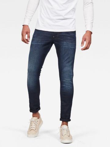 ג'ינס סקיני בשטיפה כהה Revend Skinny של G-STAR