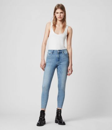 ג'ינס קרופ סקיני סטרץ'  Superstretch Skinny של ALL SAINTS