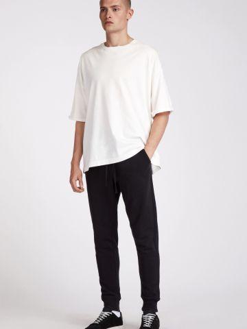 מכנסי טרנינג ארוכים עם לוגו של ALL SAINTS