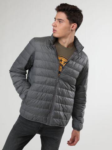 מעיל קווילט Ultra Light Down Jacket של UNIQLO