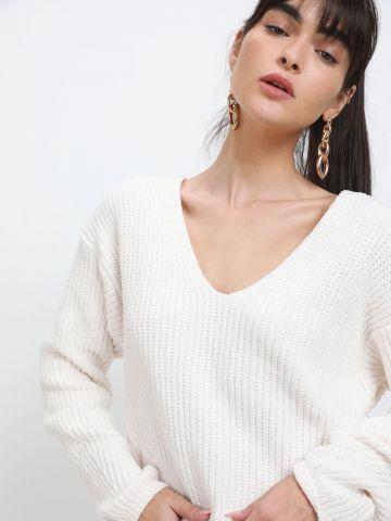 סוודר שניל קרופ של URBAN OUTFITTERS