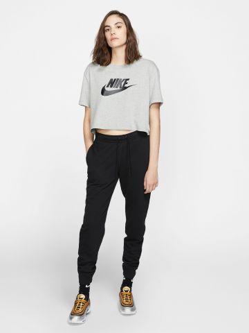 מכנסי טרנינג עם גומי מותן של NIKE