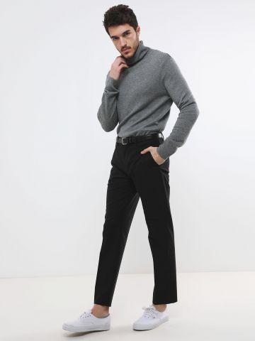 מכנסיים מחוייטים Slim Fit קרופ של BANANA REPUBLIC