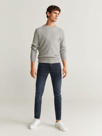 ג'ינס סקיני בשטיפה כהה של MANGO