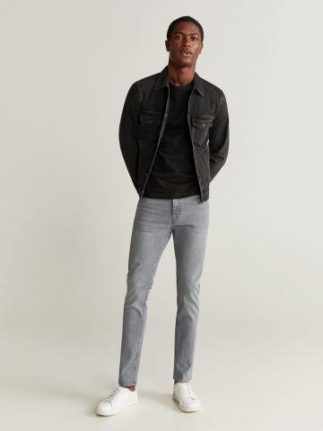 ג'ינס סקיני ווש Jude Skinny של MANGO