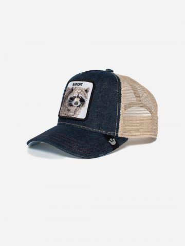 כובע מצחייה עם פאץ' רקון / גברים של GOORIN BROS