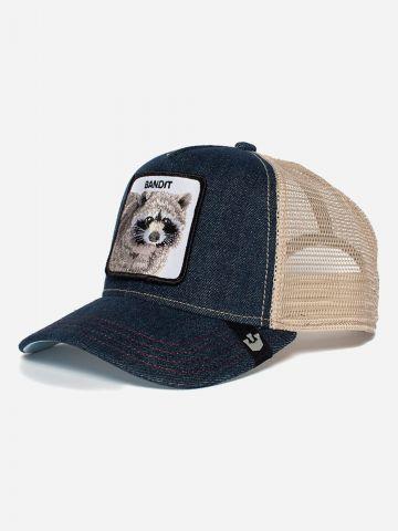 כובע מצחיה עם פאץ' דביבון / נשים של GOORIN BROS